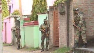 Jammu And Kashmir: Security Forces Foil Attack on Domana Army Unit; Gunbattle Resumes in Karan Nagar