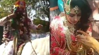 Dipika Kakar And Shoaib Ibrahim Wedding: The Sasural Simar Ka Actress Looks Like A Princess Right Out Of Fairy Tale