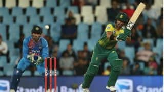 India vs South Africa 2nd T20I: Heinrich Klaasen, JP Duminy Power SA to Series Levelling Win
