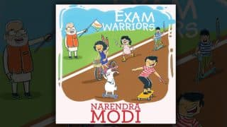 PM Narendra Modi Authors 'Exam Warriors' For Students on Dealing With Class 10, 12 Board Exam Stress