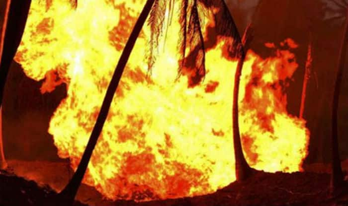 Fire breaks out at Mittal Estate building in Andheri