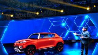 Auto Expo 2018: Maruti Suzuki Future S Concept mini SUV Unveiled; India Launch by Year End