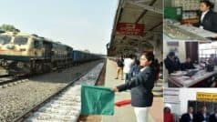 Gandhinagar Railway Station in Rajasthan is Country's Second One to be Operated by All-women Staff