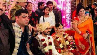 Mouni Roy's Ex Flame Gaurav Chopra Ties The Knot With Hitisha Cheranda In A Hush Hush Affair - Watch Video