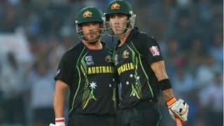 IPL 2018: Aaron Finch, Glenn Maxwell All Set to Miss The Start of IPL Season 11