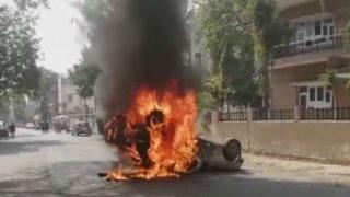 Gujarat Farmer Suicide: Protesters Hold Rallies, Burn Vehicles; Cops Detain Jignesh Mevani