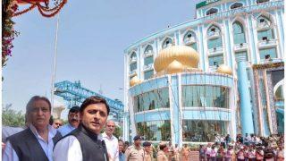 गाजियाबाद: NGT के आदेश के बाद प्रशासन ने सील किया हज हाउस
