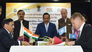 इस साल पर्यावरण दिवस की मेजबानी करेगा भारत