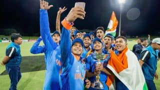 Prithvi Shaw, Manjot Kalra, Shubman Gill Among 5 Indians in The ICC U19 World Cup 2018 Team