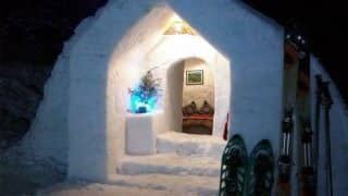 Forget Greenland! India's First Igloo Stay Is In Manali