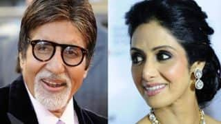 As Sridevi's Mortal Remains Reach Mumbai, Amitabh Bachchan Writes, Just Get Back To Love - Read Tweet