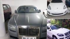 PNB Fraud: ED Seizes 9 Cars Including Rolls Royce Ghost, Mercedes Benz GL 350 CDI Belonging to Nirav Modi and His Companies