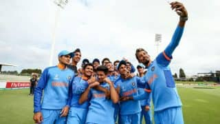 Sachin Tendulkar, Virender Sehwag Wish India U19 Team For Clinching The World Cup