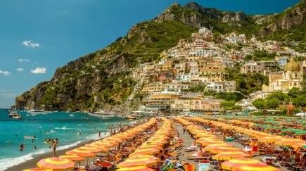 Photos of Positano, a Beautiful Village by the Italian Amalfi Coast