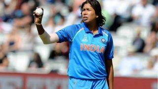 Indian Women's Cricket Pacer Jhulan Goswami Rises to Top of ODI Rankings