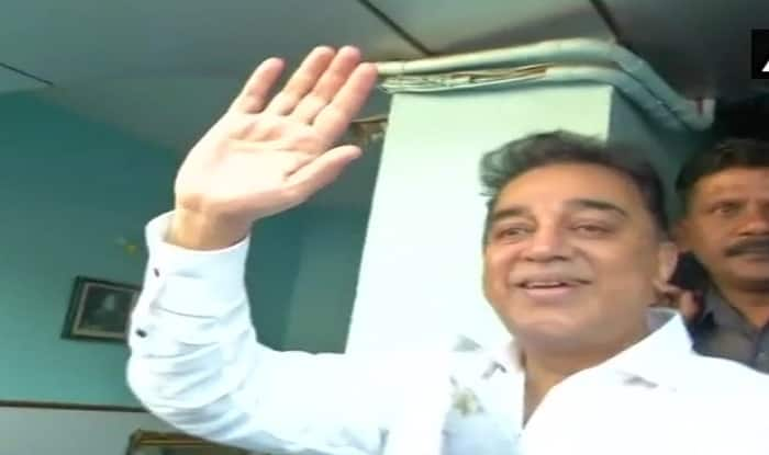 Kamal Haasan Political Party Launch Live Updates