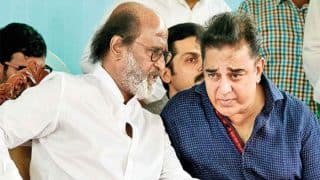 There is a Hue of Saffron in Rajinikanth's Politics, Alliance With Him Would be Difficult: Kamal Haasan