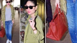 The Cost Of A Handbag Owned By Kareena Kapoor Khan Is More Expensive Than A Car