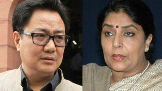 Renuka Chowdhury Moves Privilege Notice Against Kiren Rijiju Over 'Ramayana' Clip on Twitter