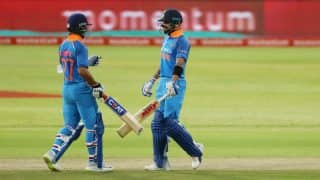 India vs South Africa 1st ODI 2018: Virat Kohli's 33rd Century Hands IND Six-Wicket Win Over SA