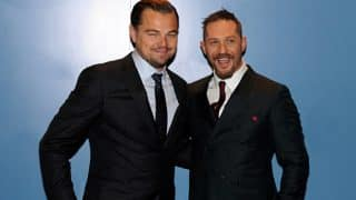Tom Hardy Gets Leonardo DiCaprio's Name Tattooed After Losing Bet, Photo Goes Viral