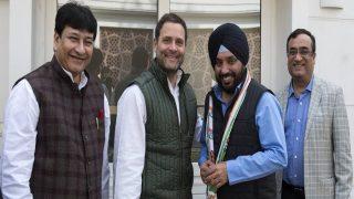 शीला दीक्षित को 'बोझ' बताने वाले अरविंदर सिंह लवली की कांग्रेस में हुई 'घर वापसी'