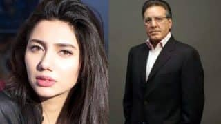 Video Of Pakistani Actor Javed Sheikh Trying To Kiss Mahira Khan Forcibly Goes Viral; Actress And Veteran Star React To Reports And Trolls