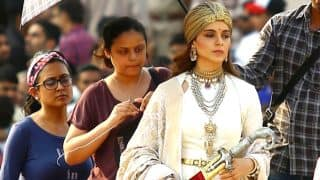 Kangana Ranaut Starrer Manikarnika : The Queen Of Jhansi's Trailer to be Out Next Month?
