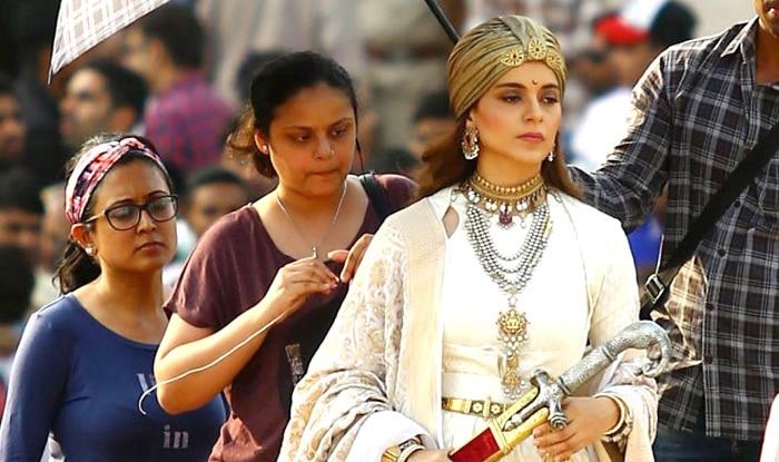 Brahmin group opposes Kangana Ranaut's Manikarnika for suspected 'love scene'