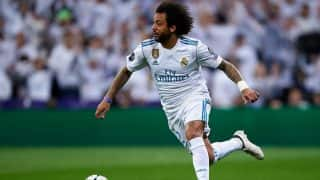 Real Madrid Blow as Marcelo Suffers Hamstring Injury