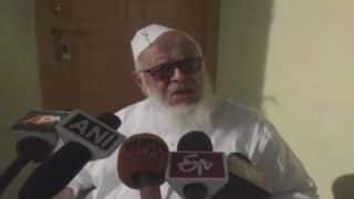 Declare Cow National Animal, Both Cows And Humans Will be Safe: Jamiat Ulema-e-Hind President Maulana Arshad Madni