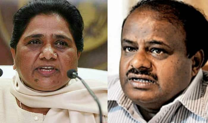 BSP, JDS to Join Hands Ahead of Karnataka Polls
