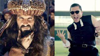 Padmaavat: Ranveer Singh's Khalibali Song Mashup With Psy's Gangnam Style is the Best Video Ever