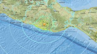 Mexico Struck by Massive 7.2 Magnitude Earthquake, 13 Killed in Helicopter Crash Assessing Damage