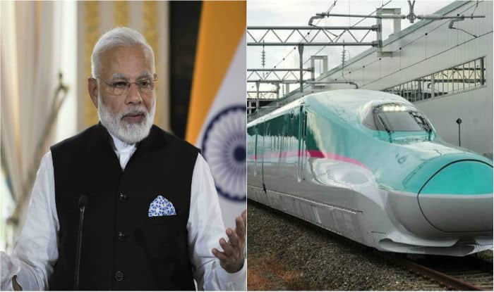 Bullet Trains to be Reality in India by 2022, Says Narendra Modi to Indian Diaspora in Oman