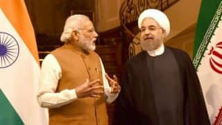 Iranian President Hassan Rouhani to Visit India on Thursday, Discuss Global Developments with PM Narendra Modi