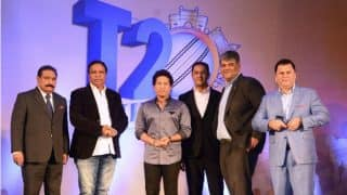 T20 Mumbai League is a Good Platform For Youngsters, Says Sachin Tendulkar