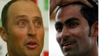 When Nasser Hussain Called Mohammad Kaif a 'bus driver' During 2002 NatWest Final