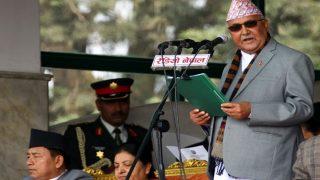 नेपाल के नए PM ने कहा- 'भारत से रिश्तों का फायदा उठाने के लिए चीन से बढ़ाएंगे नजदीकी'