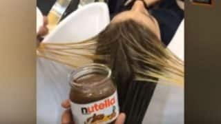 Nutella Doubles Up as Hair Dye; Here's How You Could Use the Hazelnut Spread on Your Hair (Video)