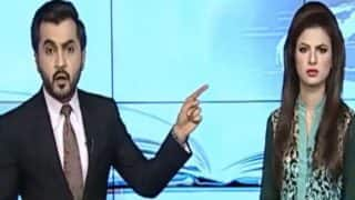 Video of Two Pakistani News Anchors Fighting In A Newsroom Goes Viral (Watch)