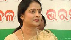 दिग्गज उड़िया अभिनेत्री अपराजिता मोहंती बीजेपी में हुईं शामिल