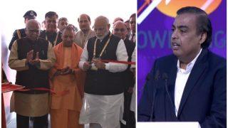 UP Investors Summit: मुकेश अंबानी ने CM को कहा कर्मयोगी, 10 हजार करोड़ करेंगे निवेश