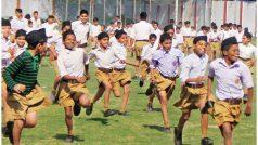 बंगाल के शिक्षा मंत्री बोले- लाठी चलाने का प्रशिक्षण देने वाले आरएसएस स्कूलों पर करेंगे कार्रवाई