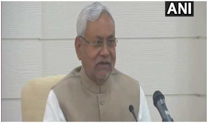 Won't compromise with communalism: Nitish Kumar