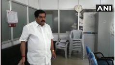 बेंगलुरु: कांग्रेस नेता की दादागिरी, BBMP ऑफिस में छिड़का पेट्रोल, कहा- जला दूंगा