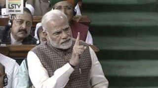 PM Modi Delivers Speech in Parliament: List of Some Longest Speech