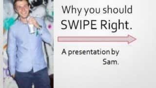 British Guy Makes Powerpoint Presentation for His Dating Profile, Wins Internet