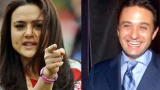 Preity Zinta Molestation Case : 500-Page Chargesheet Filed Against Ness Wadia