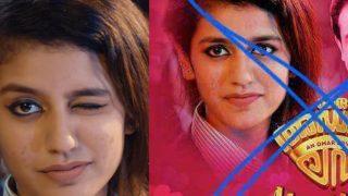 प्रिया प्रकाश के 'प्यार' से मुस्लिम भावनाएं हुईं आहत, हैदराबाद में दर्ज शिकायत, मौलाना रशीदी ने कहा 'पब्लिसिटी स्टंट'